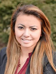 Legal Assistant Juliet Nunez
