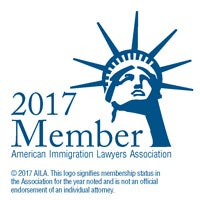AILA 2017 Member (American Immigration Lawyers Association)